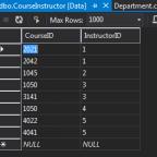 MVC5 Entity Framework学习(6):创建复杂的数据模型