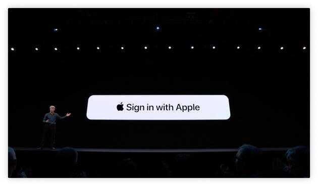 "Apple 登录"""