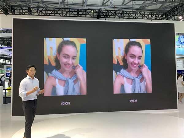 采用透视全景屏 OPPO 屏下摄像头手机发布