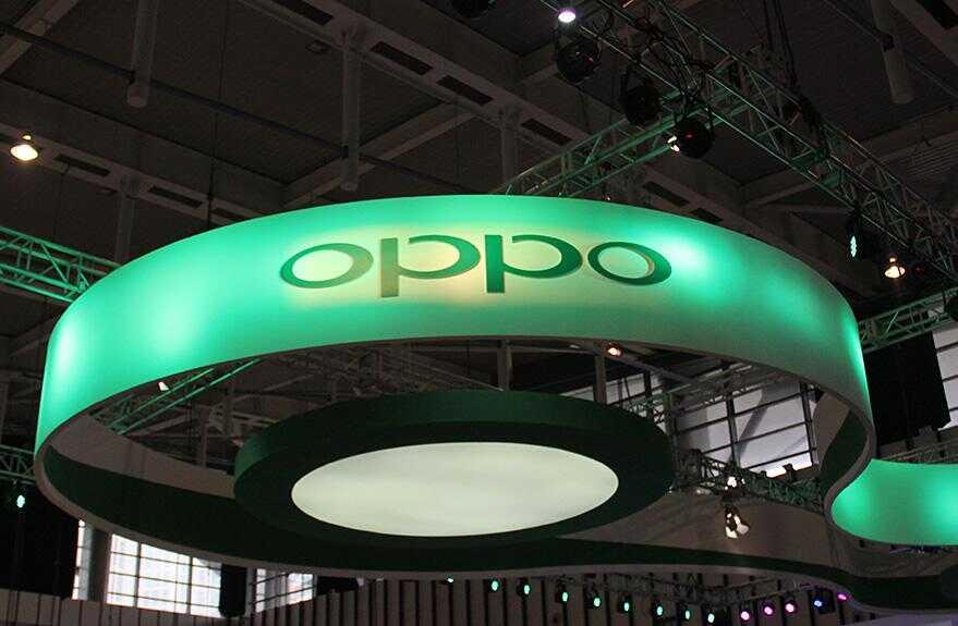 OPPO 展示两大黑科技:屏下摄像头和无网络通信