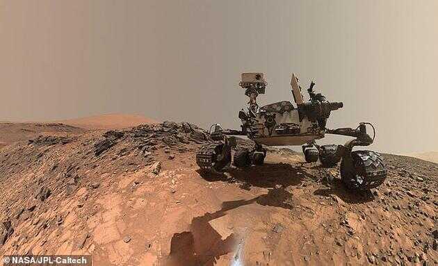 好奇号自 2012 年以来一直在火星表面漫游,取得了一些前所未有的发现