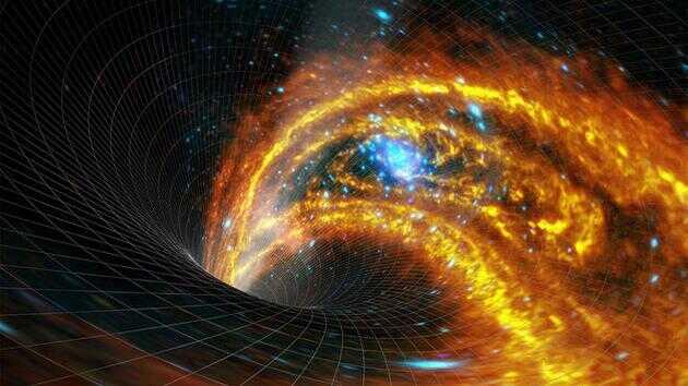 物理学家首次在实验室里证实了霍金辐射的存在