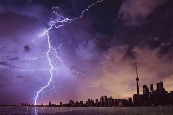 科学家利用人工智能可更好地预测恶劣天气