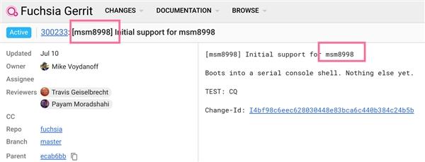 谷歌 Fuchsia OS 呼之欲出:新增对骁龙 835 支持