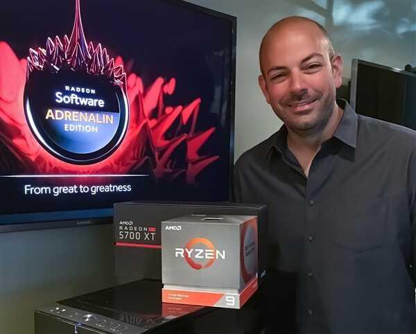 Alienware 联合创始人加盟 AMD 任首席游戏架构师:苏妈热烈欢迎