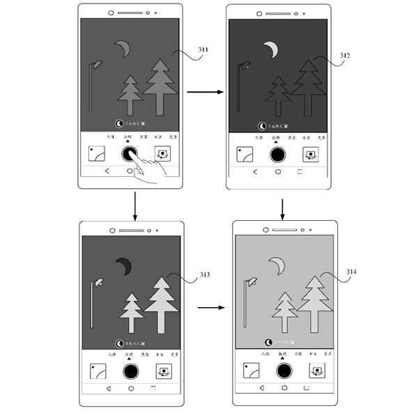 华为拍月亮方法已申请专利:拍高清月亮就看它了