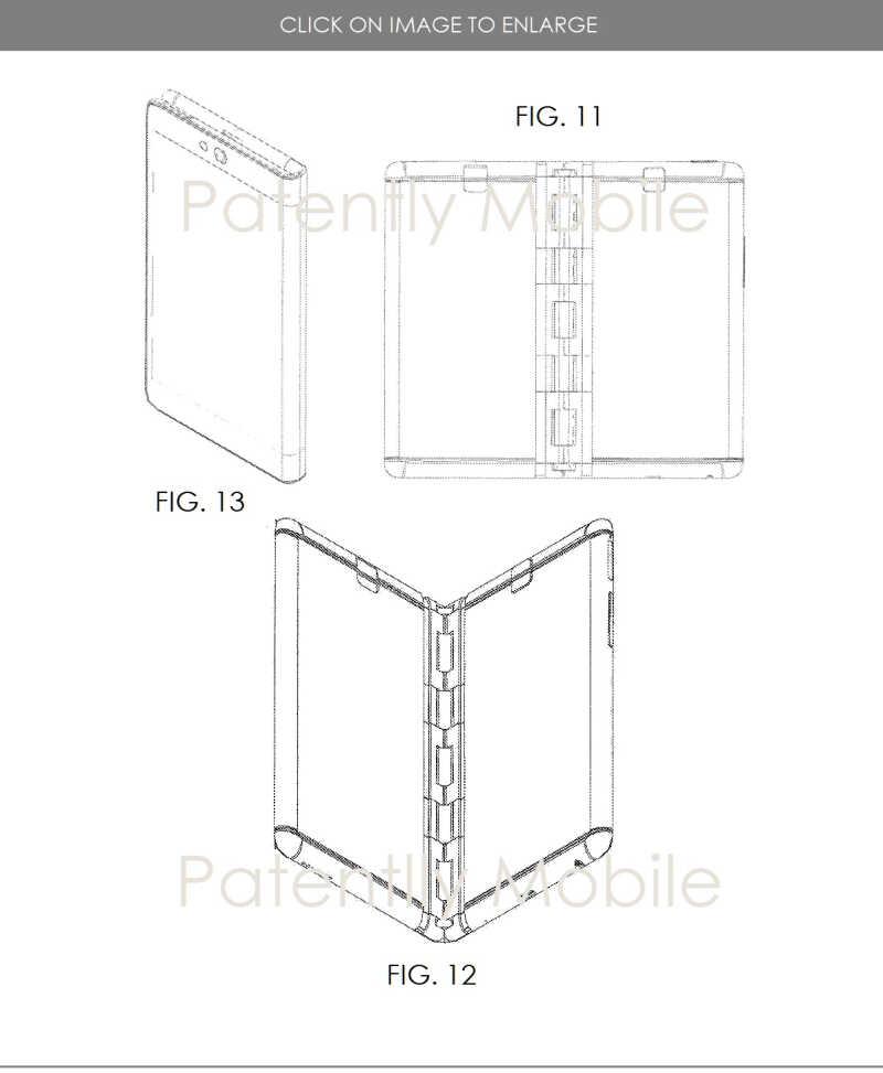 2 Vivo 可折叠智能手机美国专利