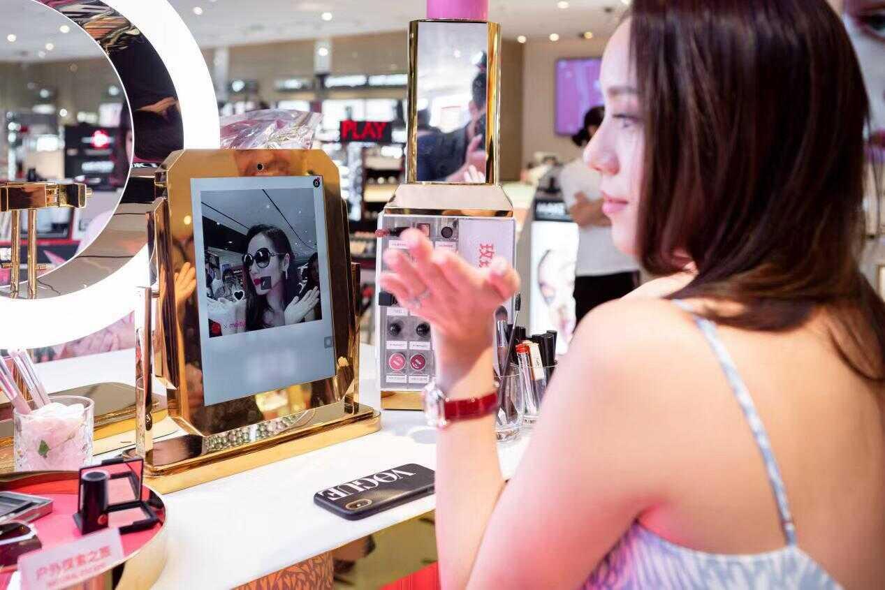 美图魔镜与 DFS Group 二度合作 AR 试妆体验覆盖四大洲