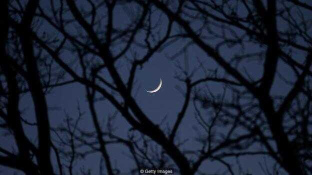 """古代哲学家认为,月亮会导致疯狂,这也是英语中""""疯狂""""(lunacy)一词的来源。"""