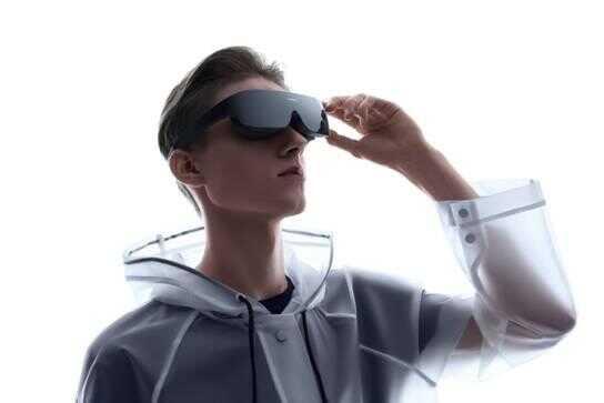 5G 时代的 VR 眼镜长啥样?华为首款轻薄 VR 眼镜颠覆了想象