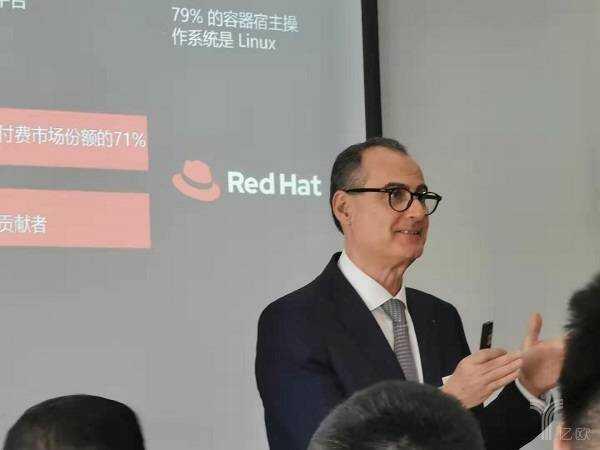 IBM 大中华区总裁包卓蓝