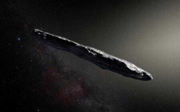 2017 年闯入太阳系的恒星际不速之客:奥陌陌