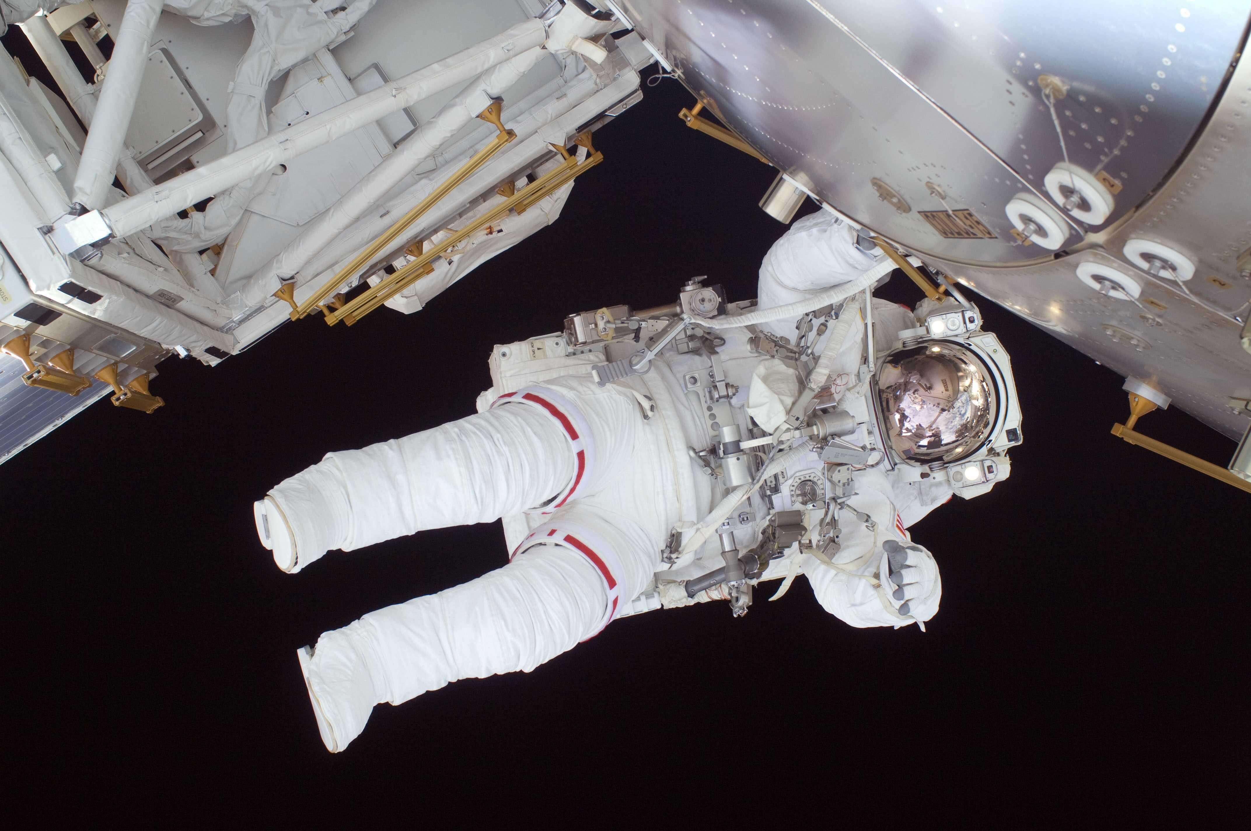太空旅行副作用:宇航员血液中意外出现血块