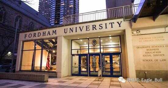 纽约市内福特汉姆大学大厅
