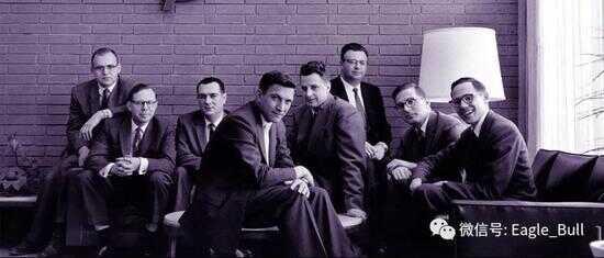 仙童半导体八个创始人