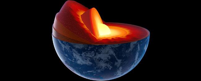 科学家们刚刚发现了一个隐藏在地球深处的未知磁力源